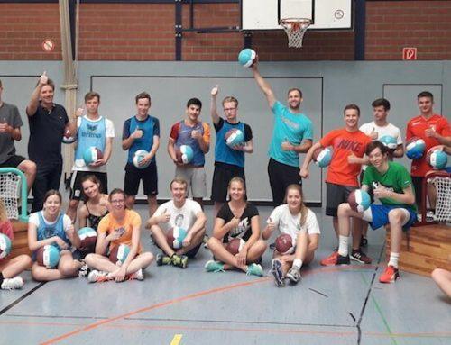 FooBaSKILL an der NRW Sportschule in Solingen